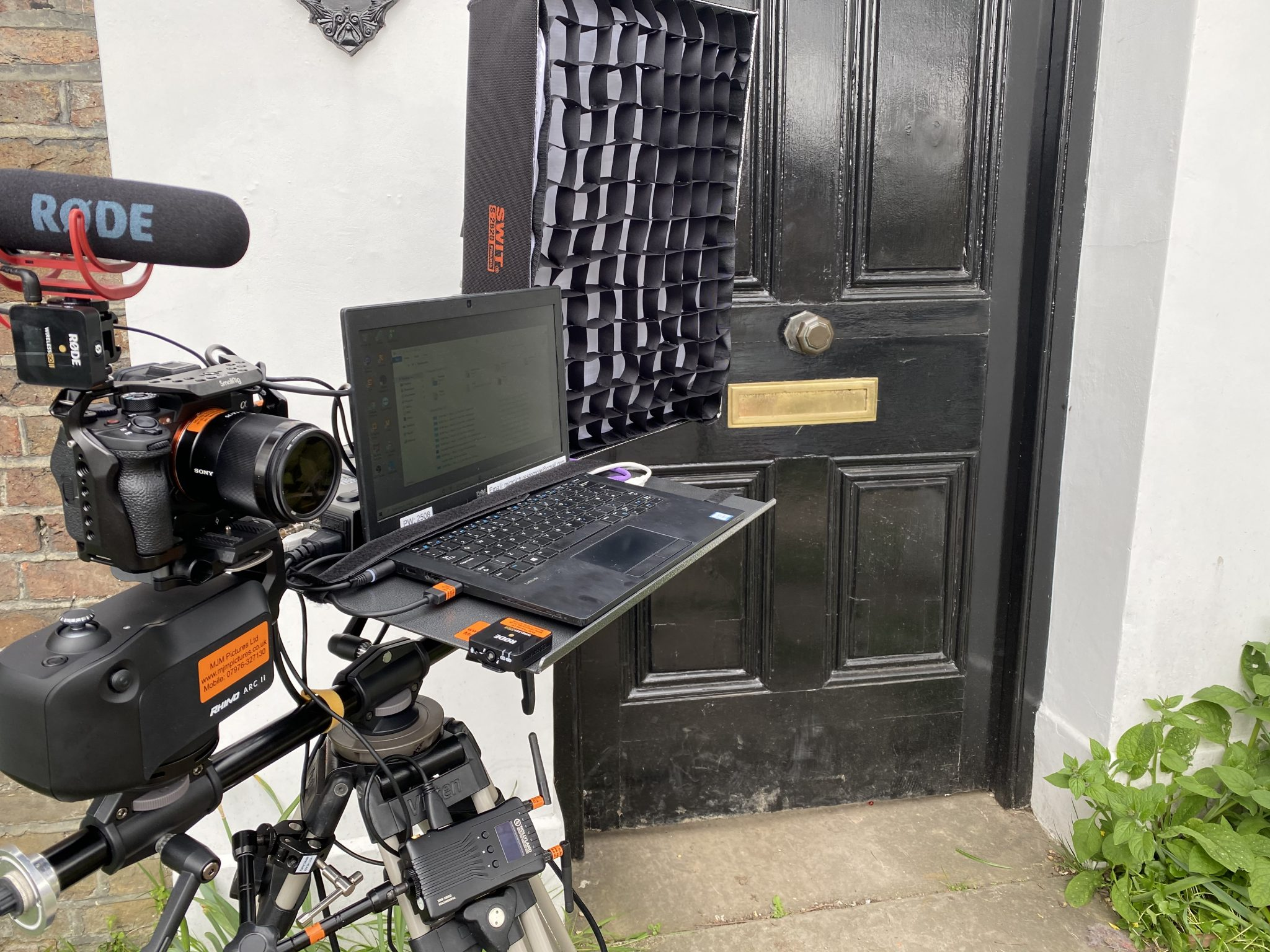 Remote Production system