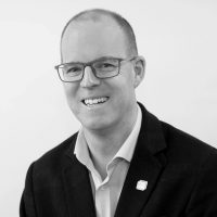 A photo of Ben Wood, Chief of Research at CCS Insight
